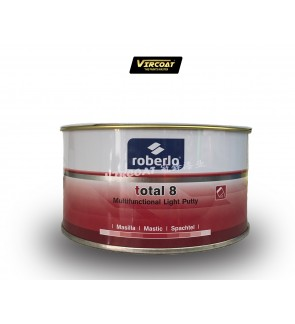 ROBERLO MULTIFUNCTIONAL LIGHT PUTTY TOTAL 8 1LTR