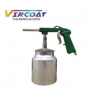 Undercoat Spray Gun Suction Cup Auto Undercoating Truck Bed Liner Coating Tool